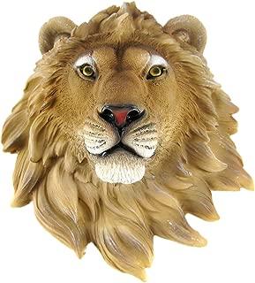 Best lion head wall sculpture Reviews