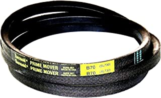 HBD/Thermoid B70 Prime Mover Belt, Rubber