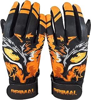 PrimalBaseball Eye of The Tiger Baseball Batting Gloves