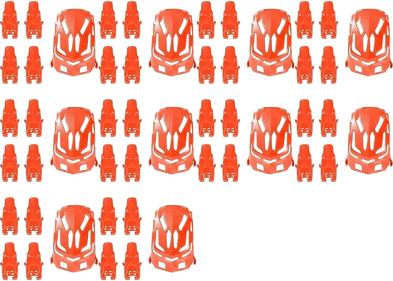 los últimos modelos 10 x Quantity of Estes Projoo-X Nano Body Shell Shell Shell H111-01 rojo Quadcopter Frame w  Motor supports - FAST FREE SHIPPING FROM Orlando, Florida USA   bienvenido a elegir