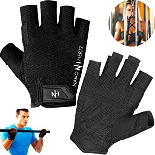 NH Weight-Lifting Crossfit Workout Fitness Gloves |...