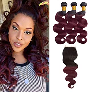 Best ombre bundles with frontal Reviews