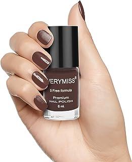 Verymiss Premium Nail Polish 6ml - Choclate Berry