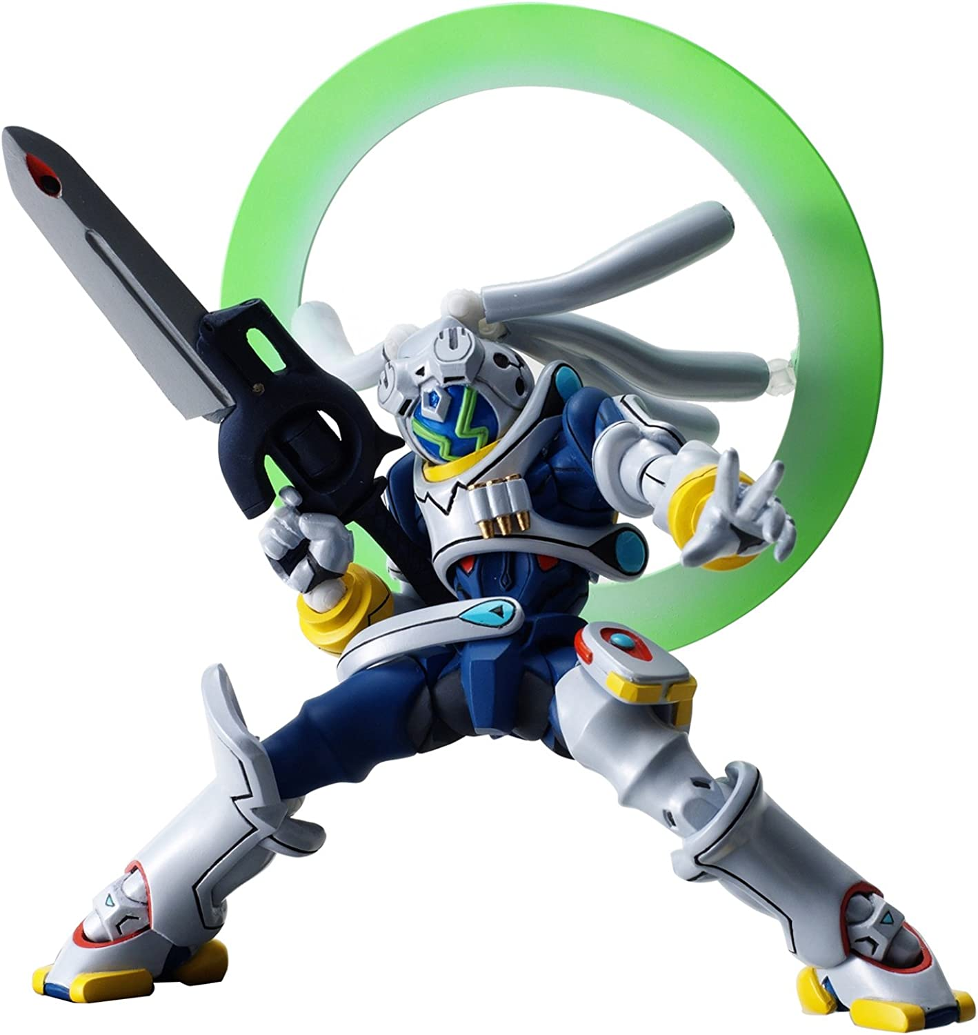 Legacy OF Revoltech OVERMAN King Gainer about 120mm ABS & PVC painted action figure LR014