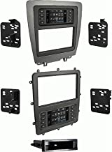 Metra 99-5839CH Single/Double DIN Dash Kit for Select 2010-2014 Ford Mustang