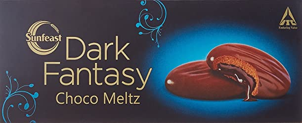 Sunfeast Dark Fantasy Choco Meltz, 50 g