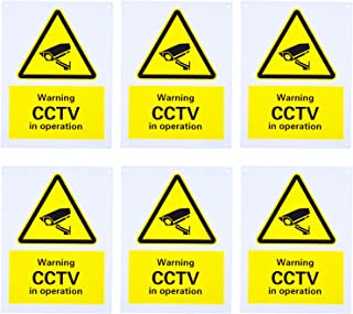 TO BE READ FROM THE OUTSIDE. 24HR RECORDING SIGNS CCTV SECURITY STICKERS FOR INSIDE OF WINDOW WARNING THESE PREMISES ARE PROTECTED BY CCTV