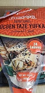 Merve pastry leaves taze ucgen yufka 24 leaves