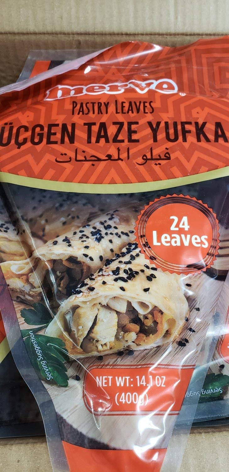Merve pastry leaves taze Ranking Selling and selling TOP13 yufka ucgen 24