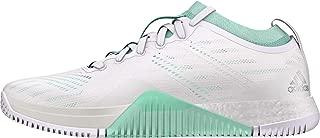 adidas Performance Womens CrazyTrain Elite Trainers Sneakers - White -