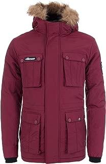 Mens Ampetrini SHY05206 Jacket in Zinfandel Red