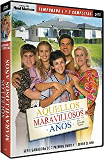 Aquellos Maravillosos Años Serie TV (Temporadas 1 y 2)  5