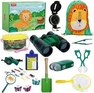 LBLA Kit de Exploración para Niños 27PCS,Juguetes Niños 4