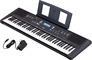 Yamaha PSR-EW310 76-key Portable Keyboard with Power Supply