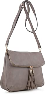 Concealed Carry Crossbody Bag | Firearm Purse | Detachable Strap