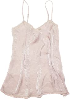 Hollister Women's Lace-Trim Flattering Satin Cami