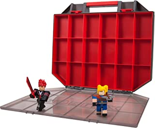 Roblox Action Collection - Collector's Tool Box and Carry Case that Holds 32 Figures [Includes Exclusive Virtual Item] - Amazon Exclusive