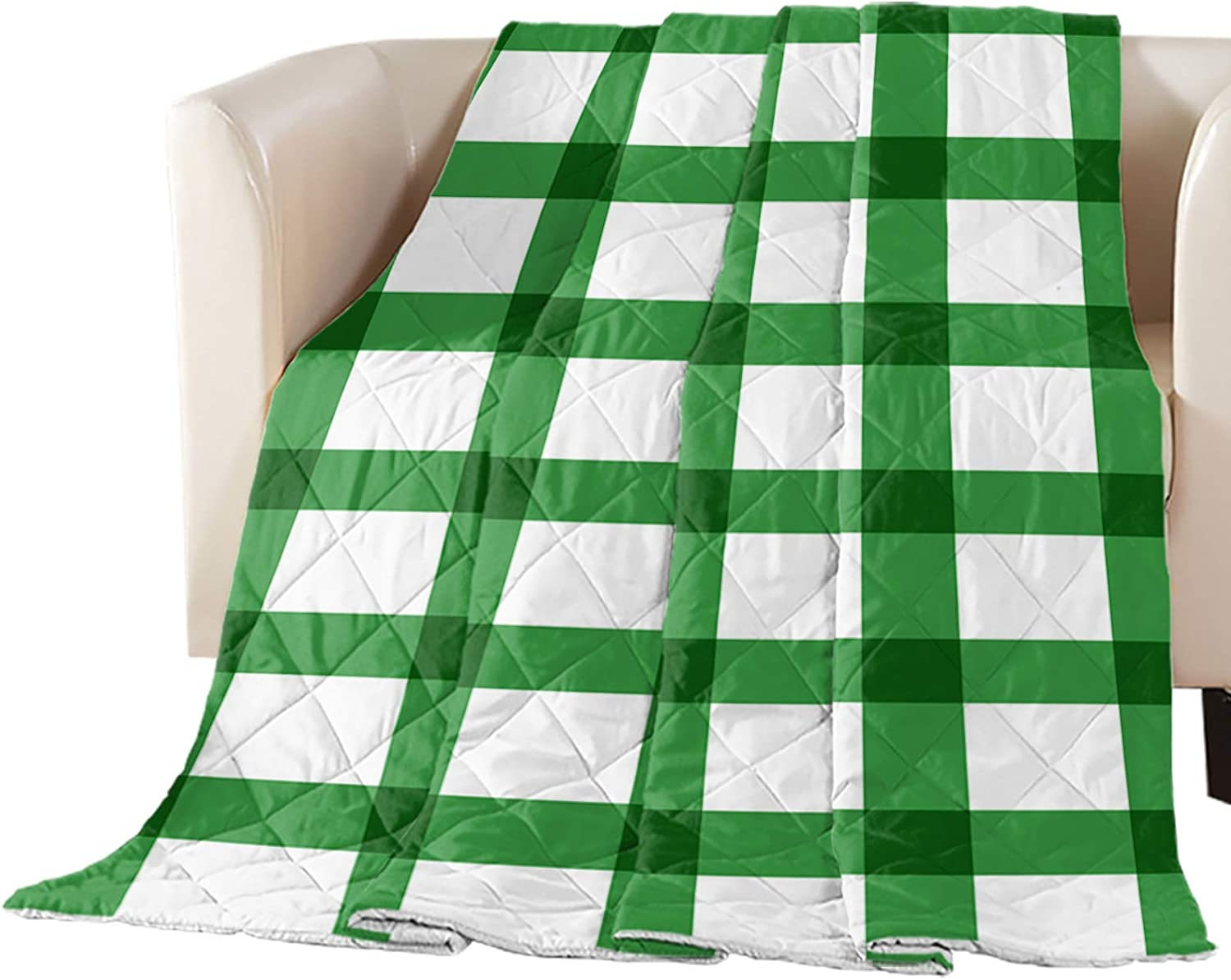 Comforter Duvet Cheap mail order sales Insert Home Bombing free shipping Quilt Happy St. Day Patrick's Green