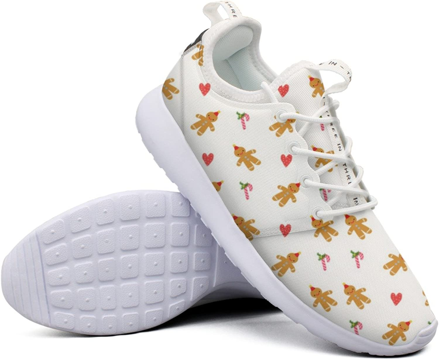 Young Women Christmas Doll colorful Net Navy Fashion Running shoes