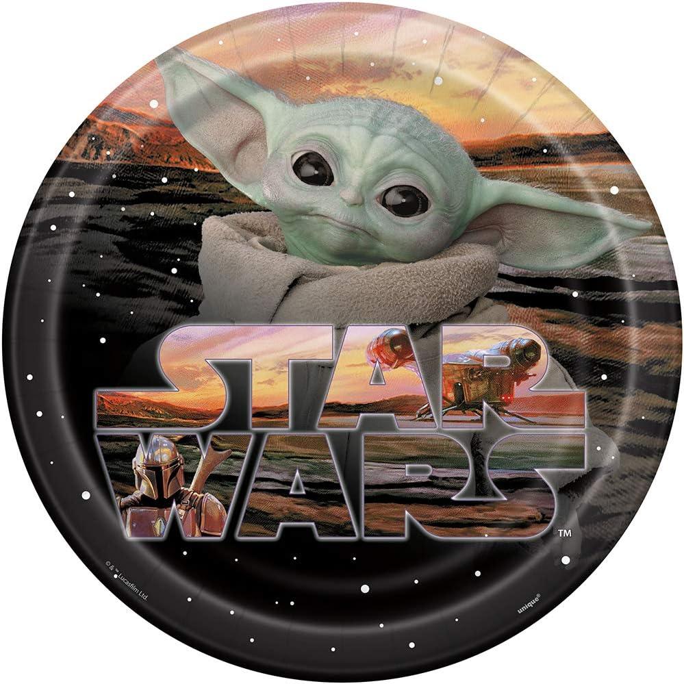 Star Wars Paper Plates