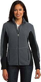 Port Authority Women's RTek Pro Fleece FullZip Jacket
