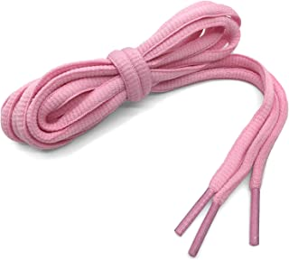 round pink laces