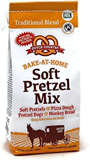 Dutch Country Soft Pretzel Mix, 1.5 Lb. Bag (Package may vary)