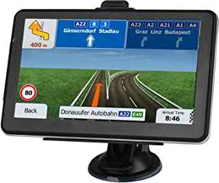 $72 » Sponsored Ad - GPS Navigation for Car, Latest 2021 Map 7 inch Touch Screen Car GPS 256-8GB, Voice Turn Direction Guidance