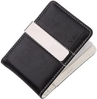 Y&G Men's Fashion Multicoloured Perfect Money Clip Wallet 15 Card Holder