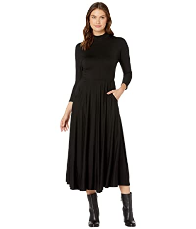 Rachel Pally Jersey Constance Dress (Black) Women