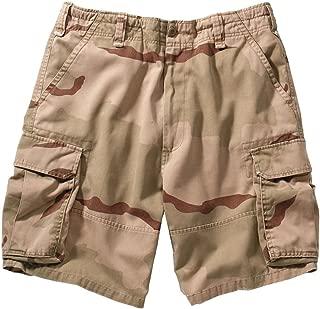Tri Color Vintage Paratrooper Shorts