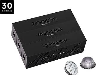Nespresso VertuoLine Alto XL Dolce, Mild, 30 Capsules