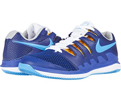 Nike Air Zoom Vapor X (Deep Royal Blue/Coast/White) Men
