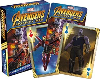 Aquarius Marvel Avengers Infinity War Playing Cards