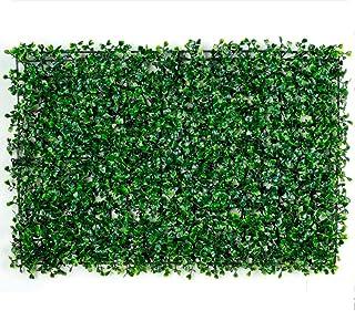 Ilios Innova 10 Piezas Follaje Artificial Decoracion Casa Hogar Jardin Interiores Exteriores tamaño 40x60cm Verde Decoraci...
