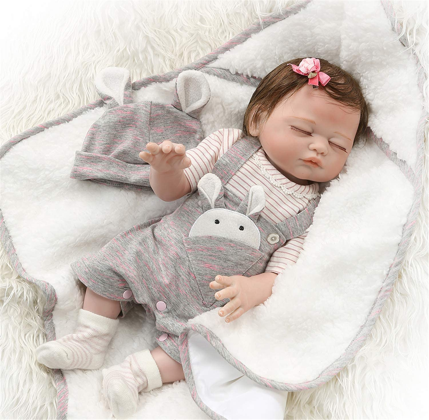 Zero Cash special price Pam Weighted Limited time sale Reborn Baby Rebo Girl Realistic Doll