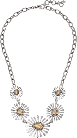 Lucky Brand - Floral Collar Necklace
