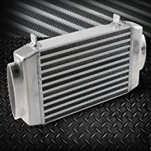 Aluminum Bolt-On Top Mount Supercharge Turbo Intercooler Compatible For MINI COOPER S R53 2002-2006 Silver