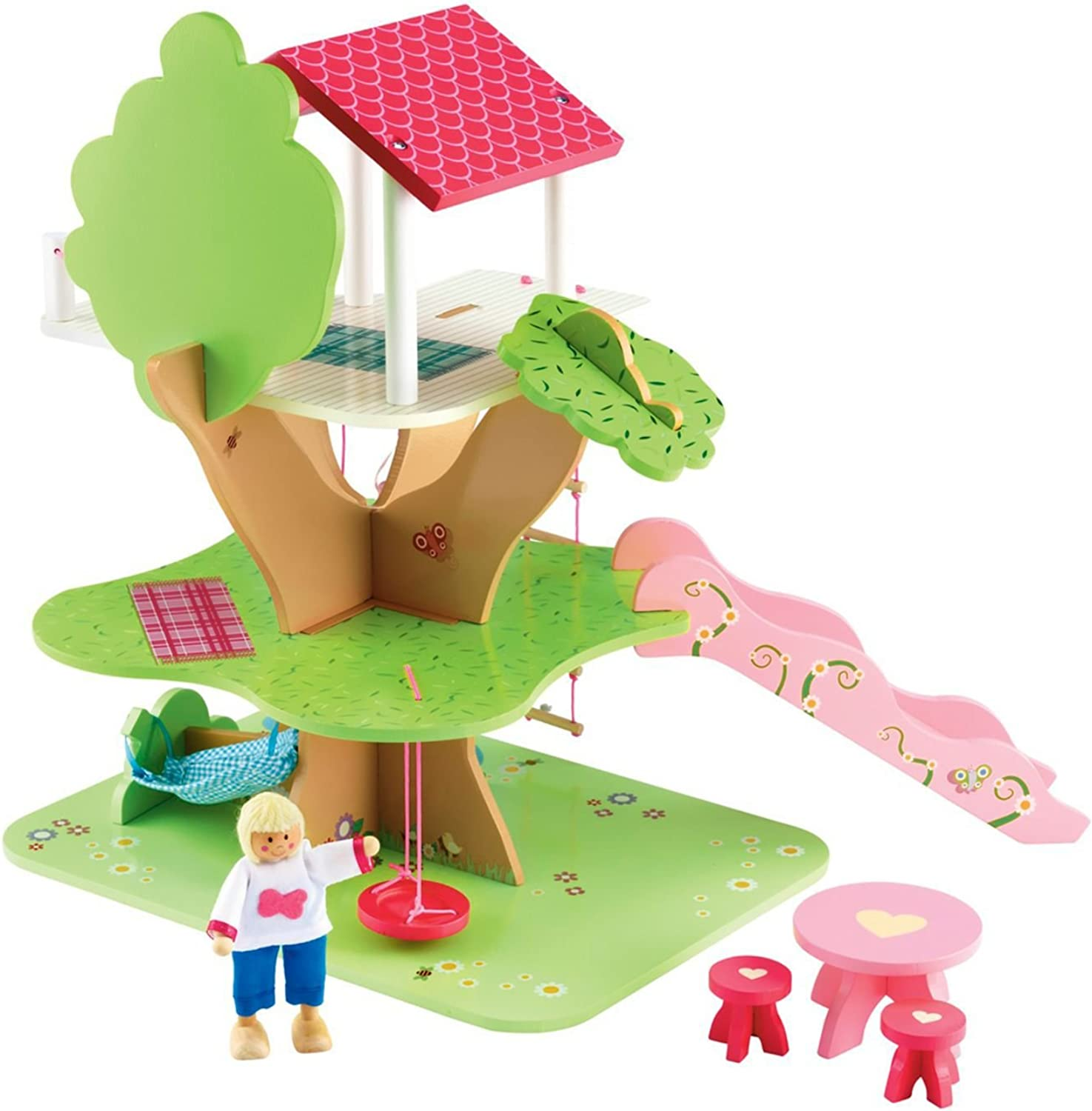 Early Learning Centre pinkbud Treehouse