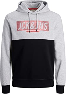 Jack & Jones Jcomilla Sweat Hood Sudadera con Capucha