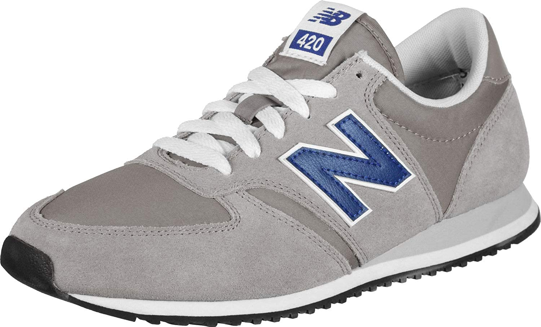 alineación Cámara programa  Amazon.com | New Balance Mens Classic 420 Suede Padded Insole Fashion  Sneakers | Fashion Sneakers