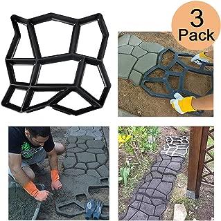 irregular concrete pavers