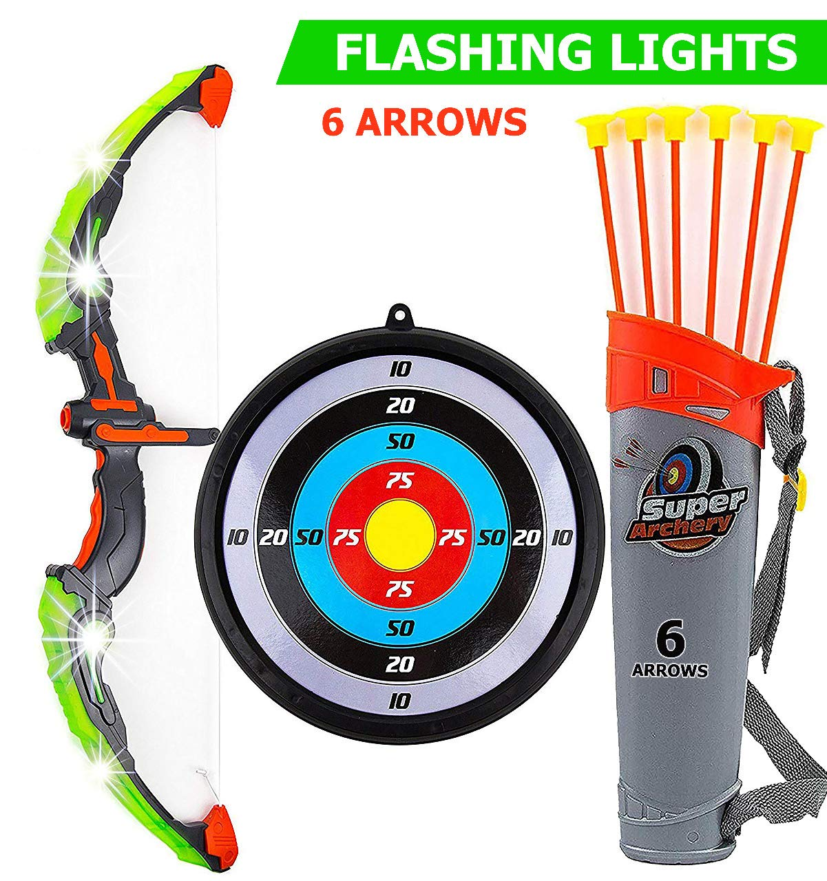 Toysery Arrow Kids Flash Lights