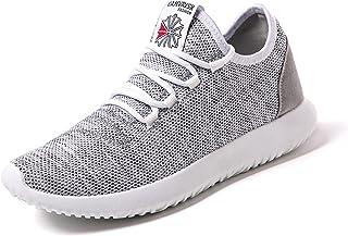 [Make 2 Be] メンズ アッパーニット スニーカー フィット 軽量 靴 シューズ 通気性 ランニング ジョギング ウォーキング アウトドア MF55