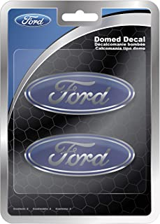 Chroma 9420 Ford Domed Emblemz Decal