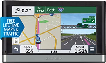 Garmin nuvi 2597LMT 5-Inch Bluetooth Portable Vehicle GPS with Lifetime Maps and Traffic 2597LMT (Renewed)