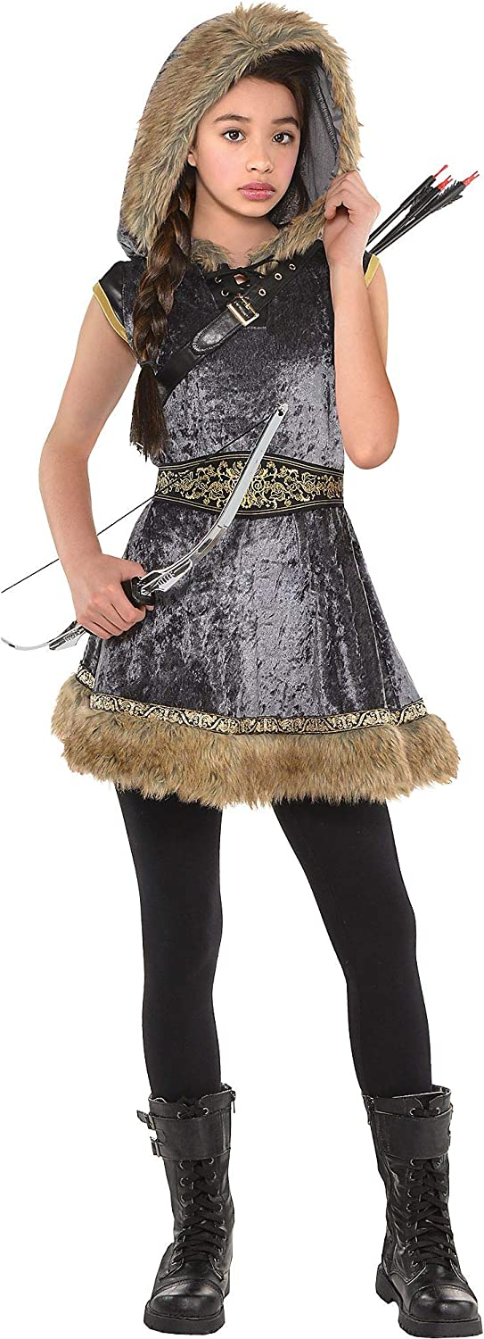 AMSCAN Miss Archer Halloween Very popular Costume with Ac for Popular Included Girls