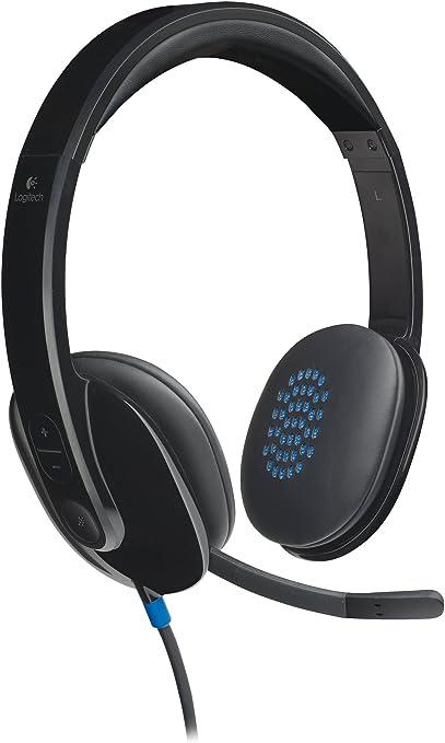 Logitech H540 Usb Headset Für Pc Und Mac Elektronik