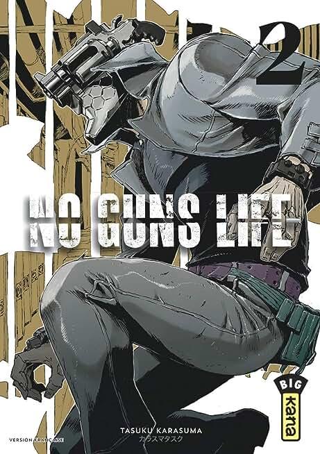 No Guns life, tome 2