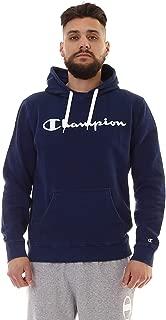 Champion 213183 BV501INDI Men's Hooded Sweatshirt, Large, Blue